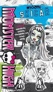 Monster High - Módní skicář