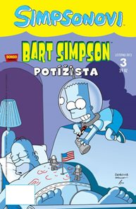 Simpsonovi - Bart Simpson 3/2013 - Potížista