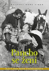 Pancho se žení - DVD box