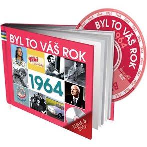 Byl to váš rok 1964 - DVD+kniha