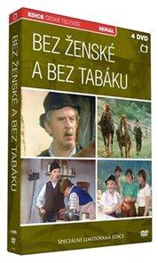 Bez ženské a bez tabáku - 4 DVD