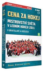 Mistrovství světa v ledním hokeji 2011 (Halušky) - Cena za hokeji - 6 DVD