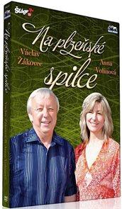 V. Žákovec a A.Volínková - Na plzeňské spilce - DVD