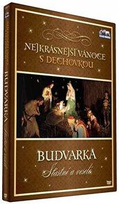 Vánoce s Budvarkou - DVD