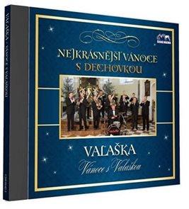 Vánoční dechovky - Vánoce s Valaškou - 1 CD