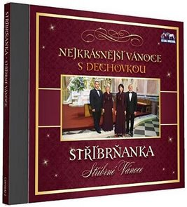 Vánoční dechovky - Vánoce se Stříbrňankou - 1 CD