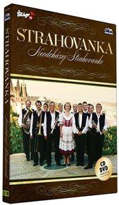 Strahovanka - Neodcházej Strahovanko - CD+DVD