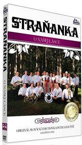 Straňanka - O našej lásce - DVD