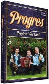 Progres - Progres Vás baví - DVD