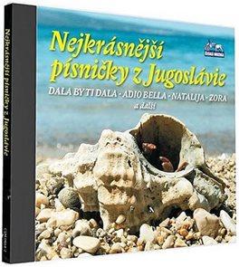 Písničky z Jugoslávie - 1 CD