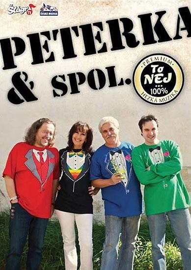 Peterka a spol. - To nej…. - DVD - neuveden - 13,7x19,2