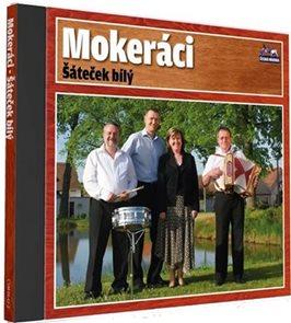 Mokeráci - Šáteček bílý - 1 CD