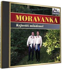 Moravanka - Kyjovští mládenci - 1 CD