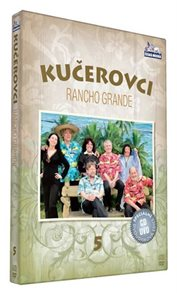 Kučerovci - RANCHO GRANDE - CD+DVD