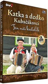 Katka a dedko Kubačákovi - Ten náš kostolik - CD+DVD