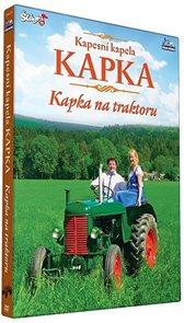 Kapka na traktoru - DVD