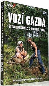 Hrušinec a Chlebana - Vozí gazda - DVD