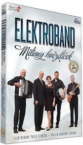 Elektroband - Miliony hvězdiček - CD+DVD