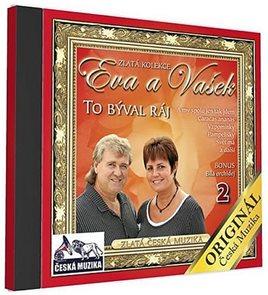 Eva a Vašek 2 - To býval ráj - 1 CD