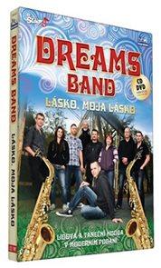 Dreams Band - Lásko, moje lásko - CD+DVD