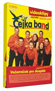 Čejka band - 2 DVD