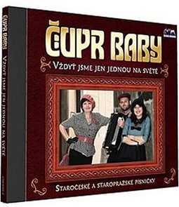 Čupr Baby - 1 CD