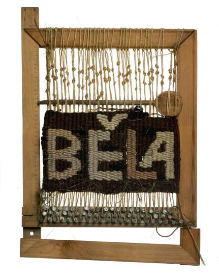 Běla Suchá - monografie (divadlo, tapisérie, film, výtvarná tvorba) - Suchá Běla - 29,7x38,1