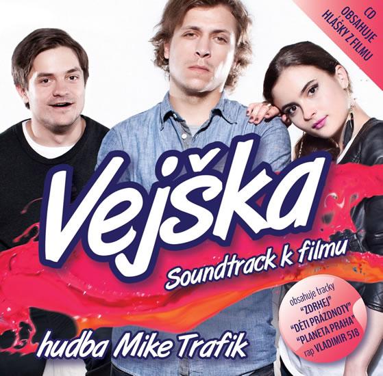 Vejška (hudba z filmu) - CD - Trafik Mike - 12,5x14,2