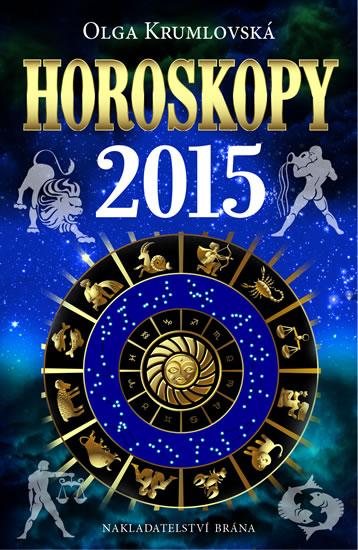 Horoskopy 2015 - Krumlovská Olga - 14x21