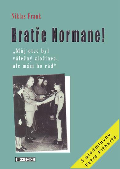 Bratře Normane! - Frank Niklas - 15,1x21,3