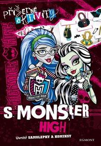 Monster High - Příšerné aktivity s Monster High