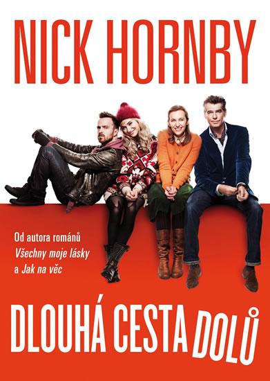 Dlouhá cesta dolů - Hornby Nick - 15x21