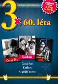 3x DVD - 60. léta