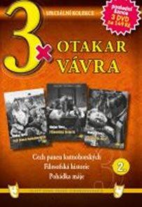 3x DVD - Otakar Vávra 2.