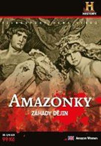 Amazonky - DVD digipack