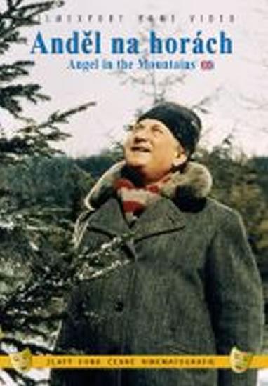 Anděl na horách - DVD box - neuveden - 13,5x19