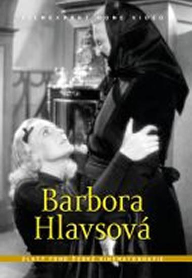 Barbora Hlavsová - DVD box - neuveden - 13,5x19