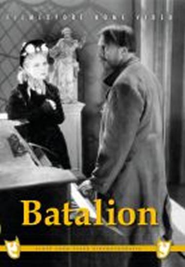 Batalion - DVD box - neuveden - 13,5x19