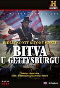 Bitva u Gettysburgu - DVD digipack