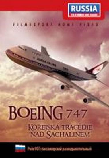 Boeing 747: Korejská tragédie nad Sachalinem - DVD digipack - neuveden - 13,8x18,6