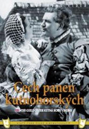 Cech panen kutnohorských - DVD box - neuveden - 13,5x19