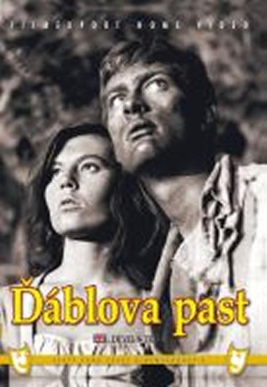 Ďáblova past - DVD box - neuveden - 13,5x19