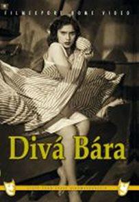 Divá Bára - DVD box