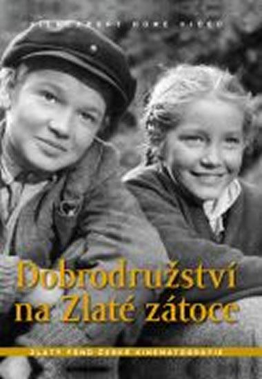 Dobrodružství na Zlaté zátoce - DVD box - neuveden - 13,5x19