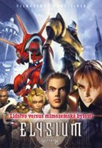 Elysium - DVD digipack