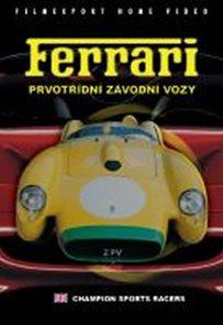 Ferrari - Prvotřídní závodní vozy - DVD box