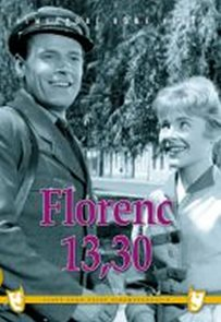 Florenc 13:30 - DVD box