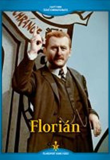 Florián - DVD digipack - neuveden - 13,8x18,6