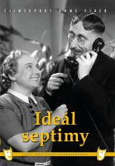 Ideál septimy - DVD box - neuveden - 13,5x19