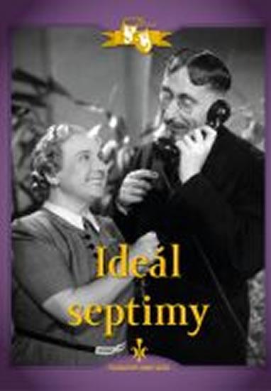 Ideál septimy - DVD digipack - neuveden - 13,8x18,6